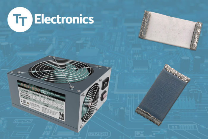 TT Electronics introduces industry's first lead-free thick-film high-voltage resistors