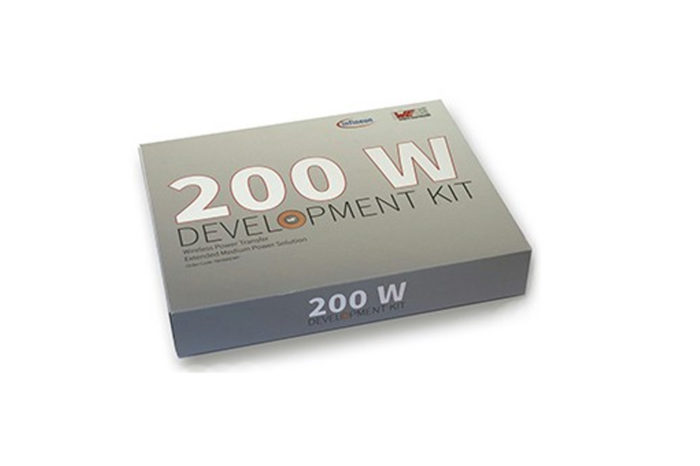 Wireless Power 200 W Development Kit Extension by Würth Elektronik