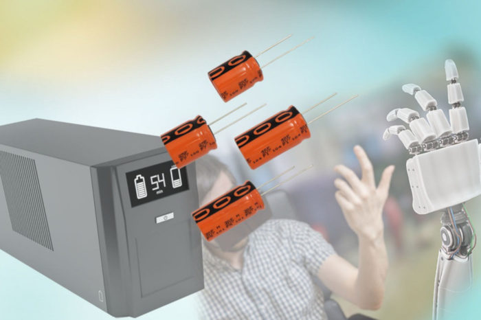 Vishay Launches New High Voltage ENYCAP Energy Storage Capacitors for Harsh Environments