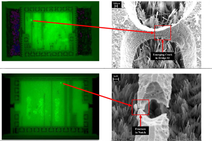 A New Screening Method to Detect Pattern Defects in Bulk Metal Foil or Thin Film Resistors