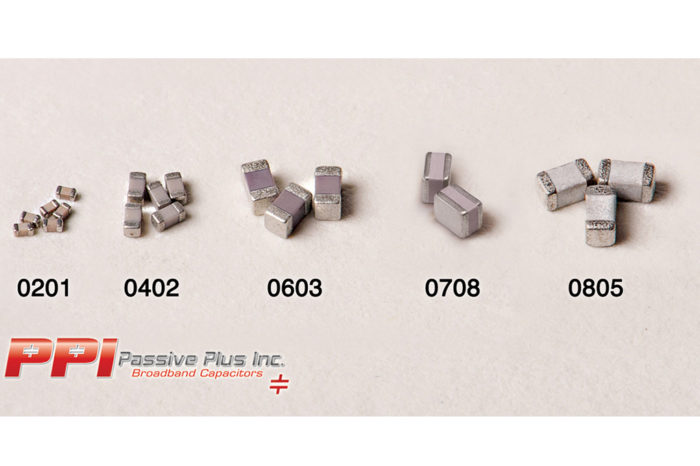Passive Plus Introduces Broadband Capacitors for Signal Integrity Market
