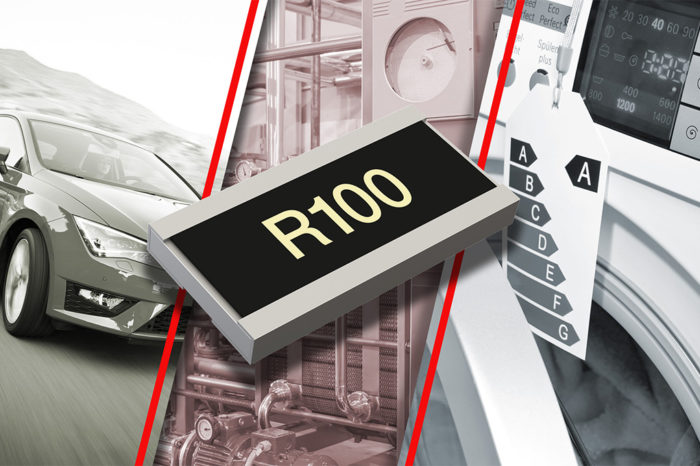 Rohm Announce New LTR50 Series of Wide Terminal Low-Ohmic High Power Thick-Film Chip Resistors