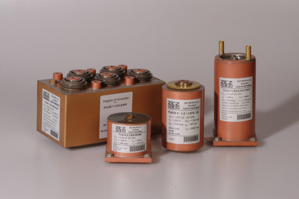 Induction Heating and Induction Heating Capacitors
