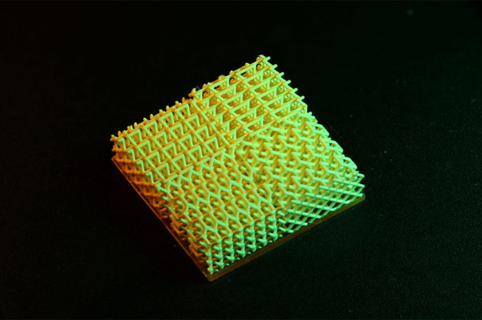 Mechanical engineers develop process to 3D print piezoelectric materials