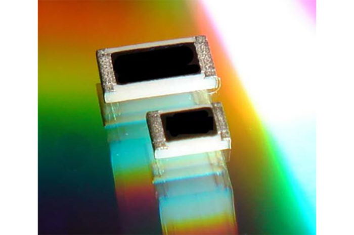 Stackpole Adds 0402 Size to its Pulse Withstanding Chip Resistors
