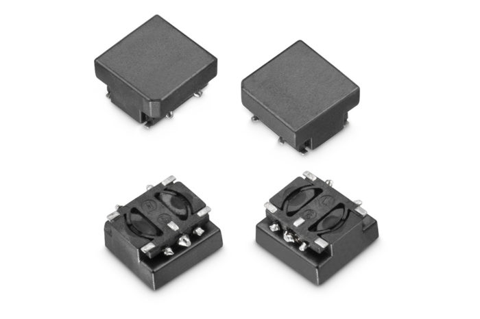 Würth Elektronik eiSos Presents Smallest High Voltage Double Chokes