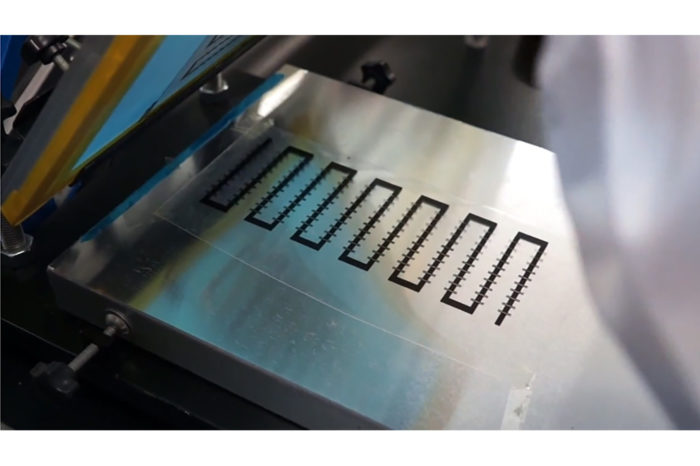 Screen-printed graphene ink micro-supercapacitors as a new approach to electronics and flexible devices