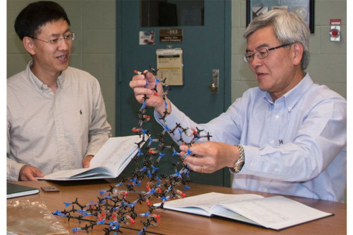 Air Force chemists advancing high-K plastic synthesis for microelectronics