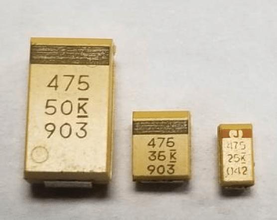 Tantalum Capacitors in Space Applications – European Passive