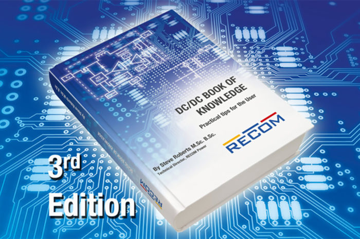 RECOM line inductors easy EMC compliance for DC/DC converters