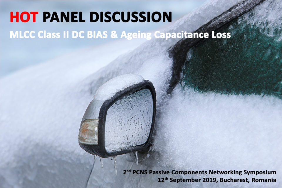 High CV MLCC DC BIAS and AGEING Capacitance Loss Explained