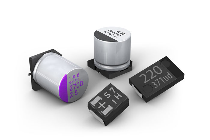 Polymer capacitors present an alternative to MLCC