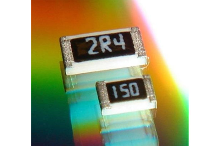 Stackpole's high power pulse withstanding chip resistor improves power rating