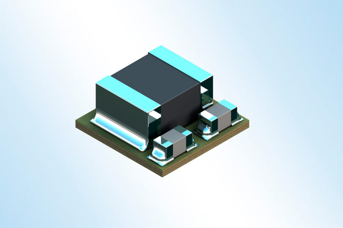 TDK World's smallest Point-Of-Load DC-DC converter