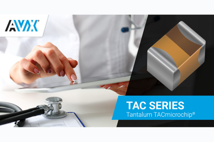 AVX Releases Industry's Lowest-Profile Tantalum Capacitor