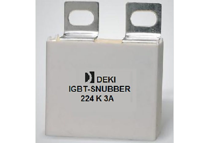 IGBT Snubber Capacitors Selection Guide