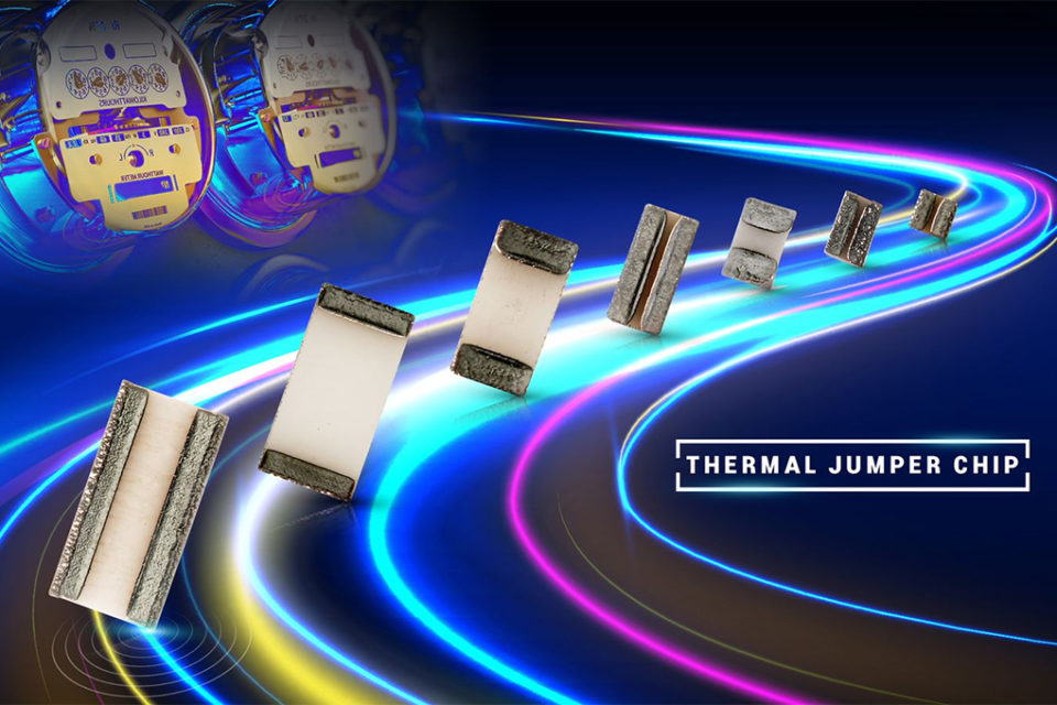 TT Electronics introduces Thermal Jumper Chip for enhanced temperature rise management