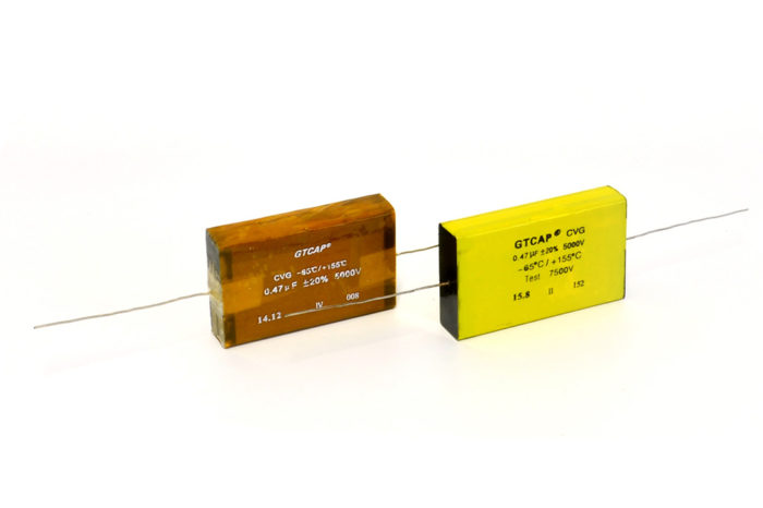 Capacitors - Other Inorganic Dielectrics