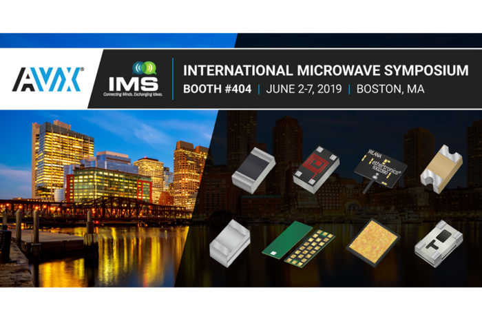 AVX is Showcasing its Extensive Portfolio of High-Frequency, High-Performance Microwave & RF Component Solutions at IMS 2019