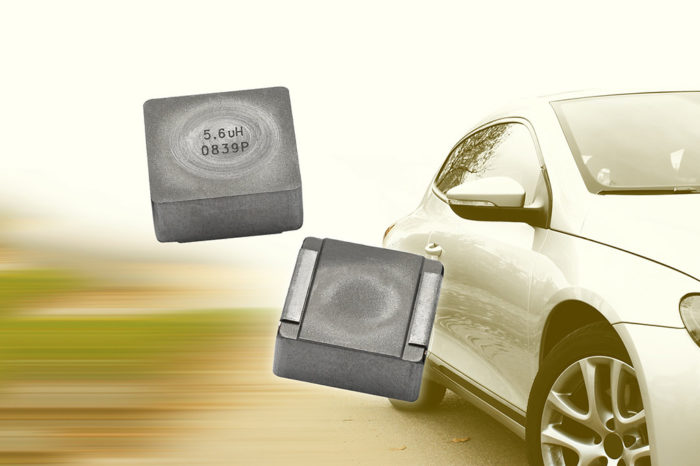 Vishay Automotive Grade IHLP® Inductor for up to 180 °C Under the Hood Applications