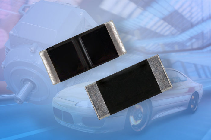 Vishay Automotive Current Sense Resistors Combine High Power and Wide Resistance for Better Accuracy by Eliminating Parallel Elements