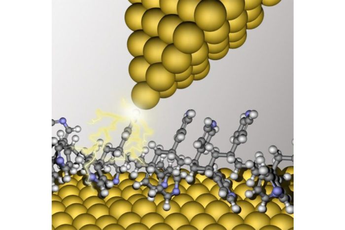 Polymers may be the key to single-molecule electronic devices