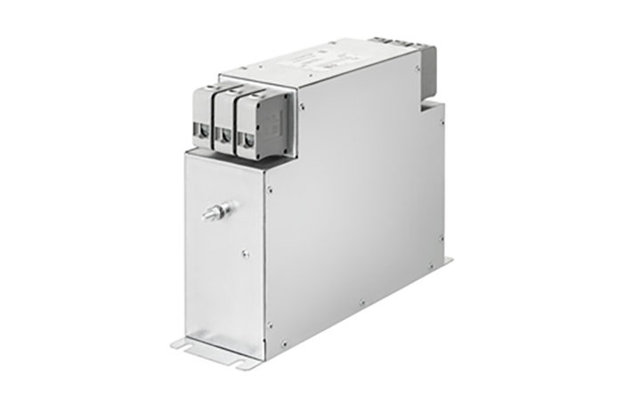 Schaffner introduces low leakage current 3phase EMI filter