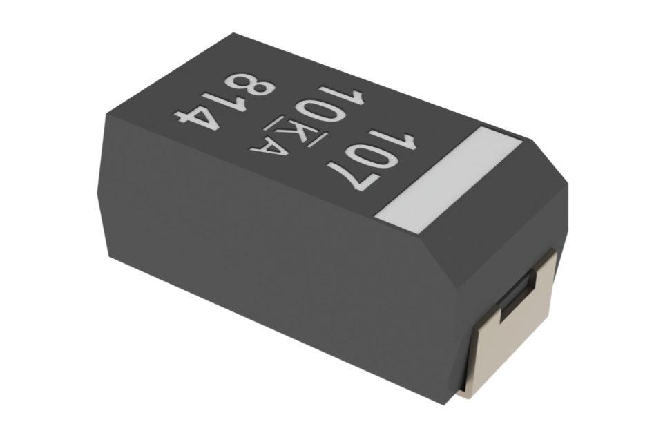 KEMET Tantalum Polymer Capacitors Set New Performance in Automotive and Super Computing