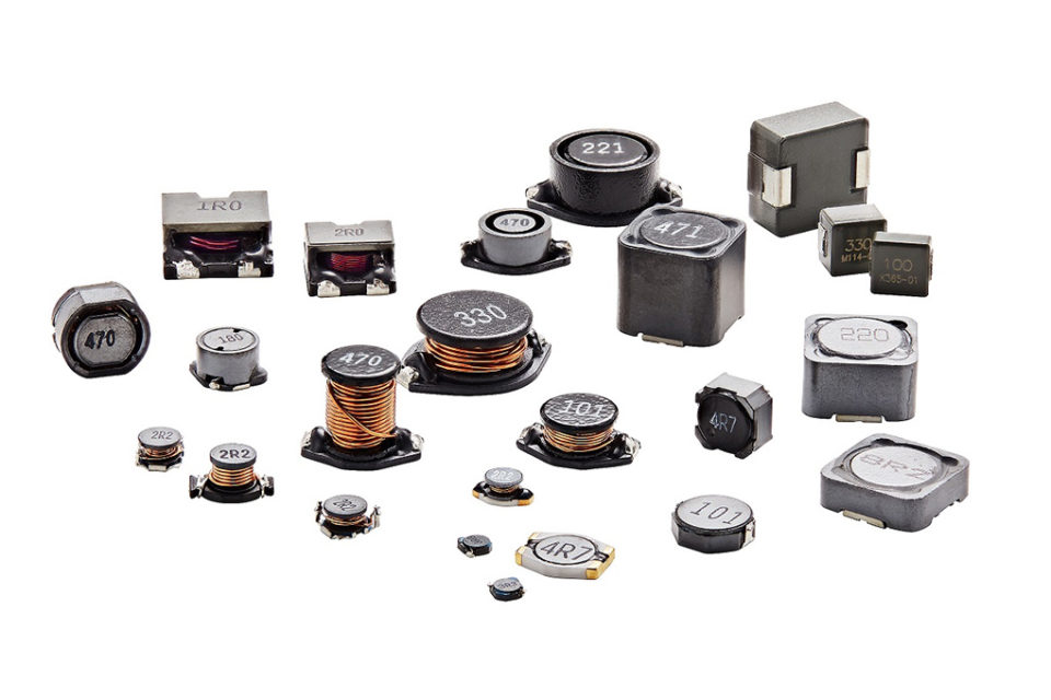 How to choose a surface-mount inductor for a DC/DC converter