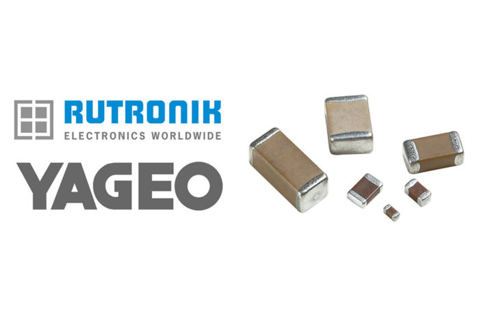 Rutronik and Yageo Secure Long-Term Supply of MLCCs