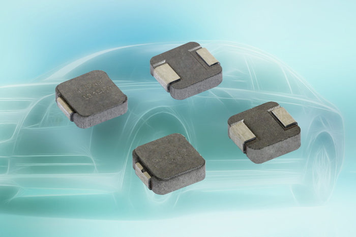 Vishay Introduces its Smallest Automotive Grade IHLP® Inductors for Under the Hood Applications