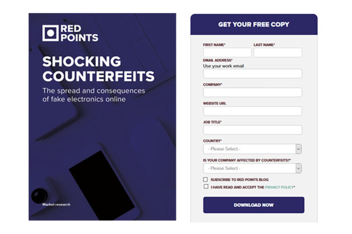 Shocking Counterfeits Report Available by Red Points