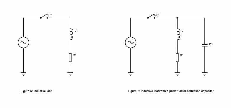 An introduction to capacitor based Power Factor Correction circuits