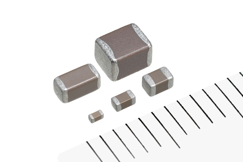 DC and AC Bias Dependence of MLCC Capacitors Including Temperature Dependence