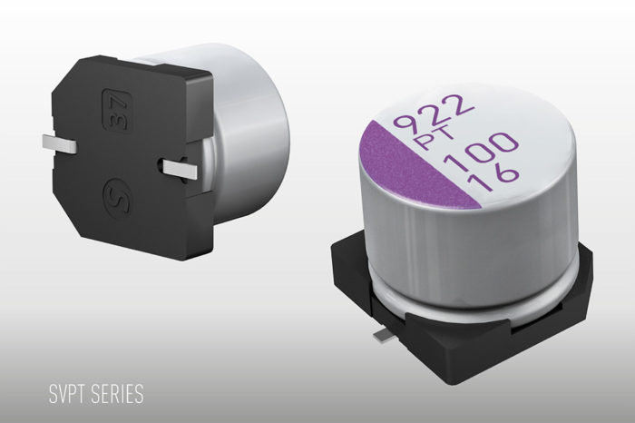 Panasonic Expands its OS-CON Polymer Aluminum Capacitors Range