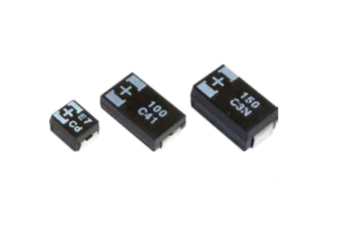 Panasonic releases new series of tantalum polymer capacitors for 125C