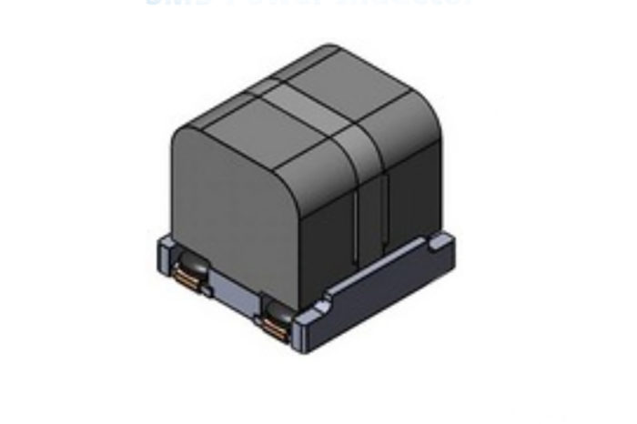 Sumida Introduces Flat Wire Power Inductor with a Mn-Zn Ferrite Core