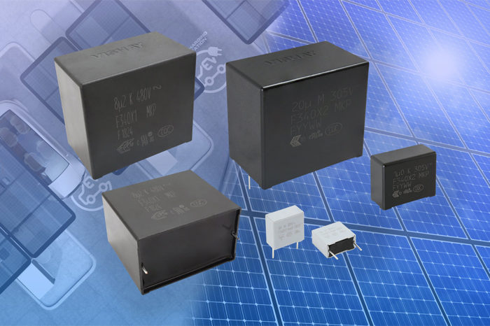 Vishay Releases X1, X2, and Y2 EMI Suppression Film Capacitors Certified to IEC 60384-14