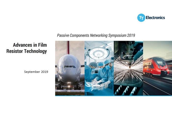 Advances in Film Resistor Technology