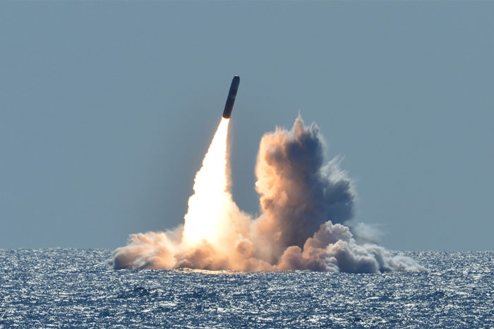 Faulty $5 Capacitor Cause 18-Month $1 Billion Delay to Navy in Air Force Nuclear Upgrades