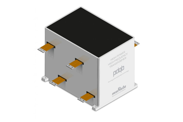 Murata introduces innovative new transformer for high power, high frequency applications