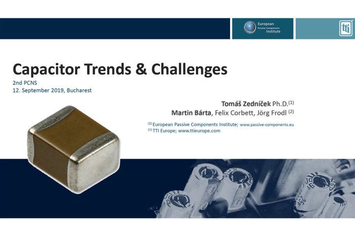 Capacitors News and Trends 2018-2019