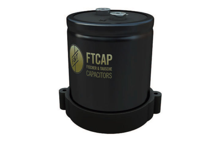 FT CAP optimize its GW series of aluminum electrolytic capacitors for better heat dissipation