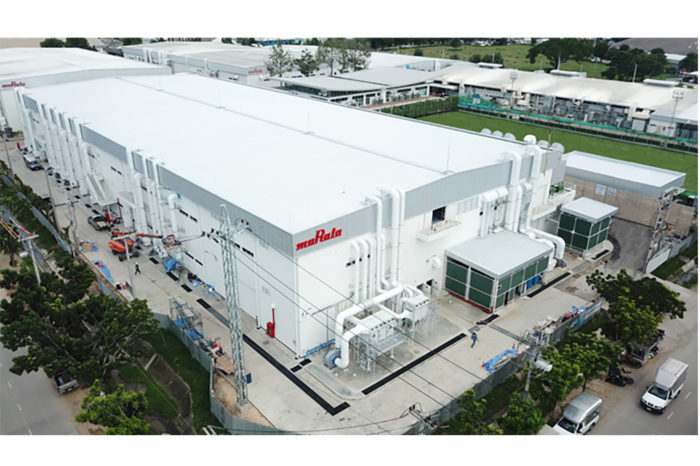 Murata Electronics Completed Two New Buildings at Thailand for EMI and Antenna Coil Production Expansion