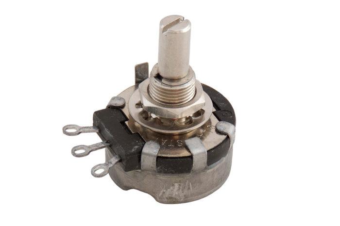 Precision potentiometers type 1