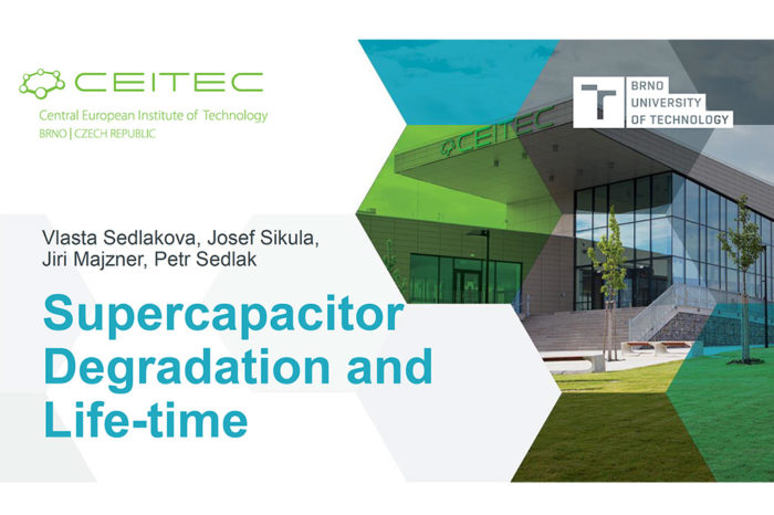Supercapacitor Degradation and Life-time