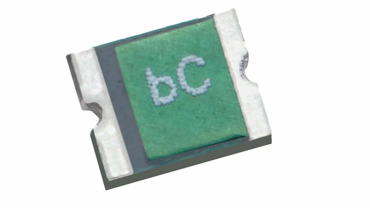 Bel Fuse Announces High-Temperature SMT Chip Resettable PPTC Fuses
