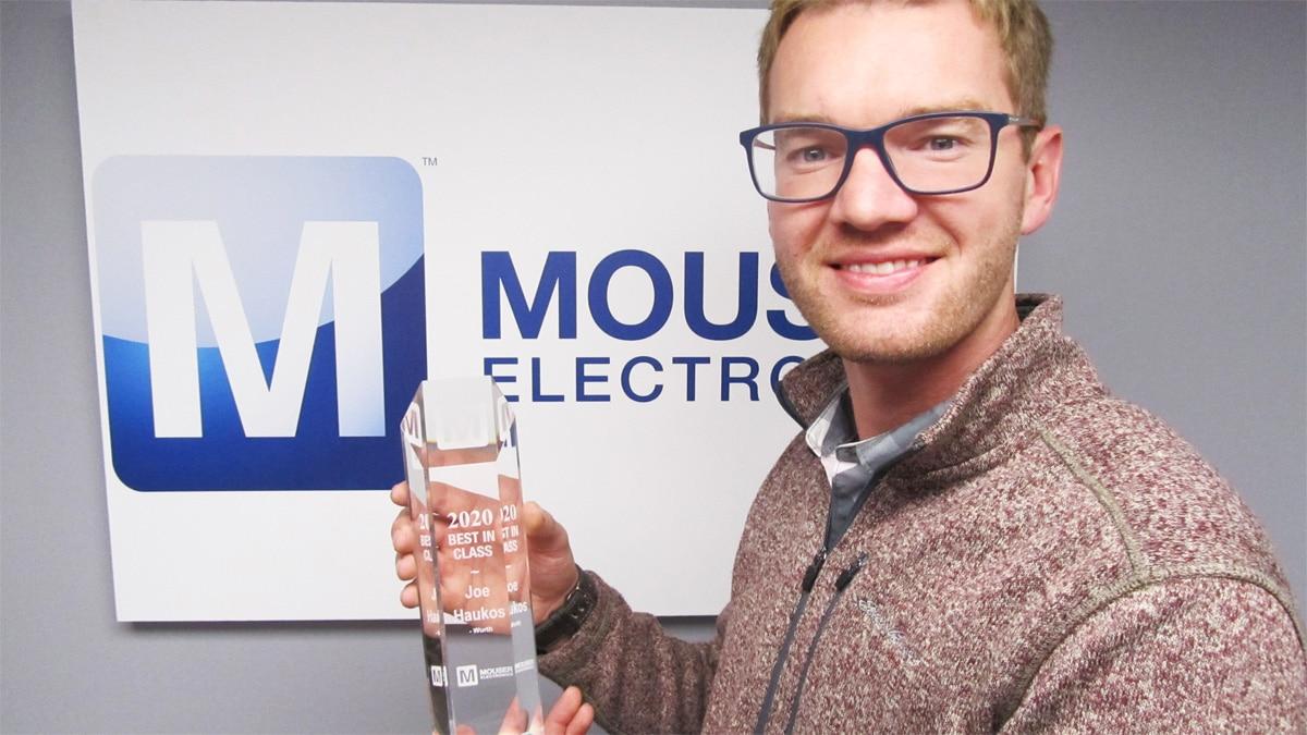 Würth Elektronik Receives 2020 Best-in-Class Award by Mouser
