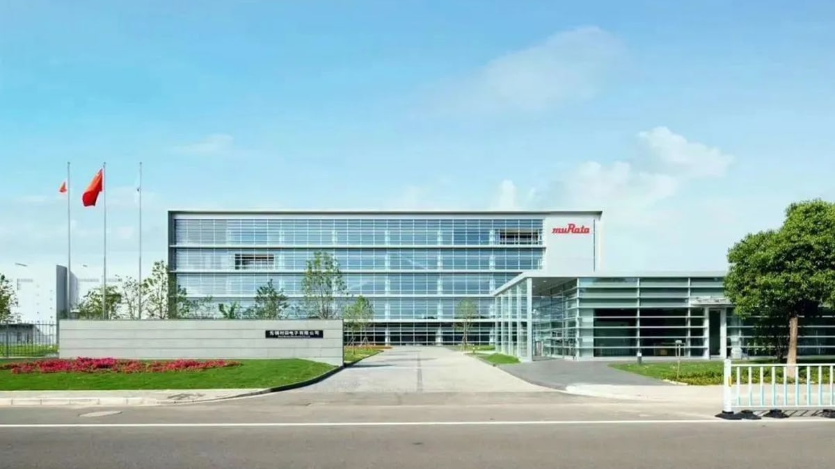 Wuxi Murata Electronics Opens Second Factory to Expand MLCC Production