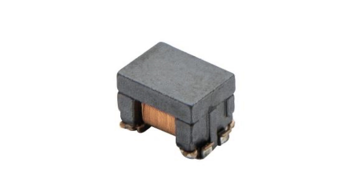 Sumida Releases Common Mode Choke for Automotive Communication Applications